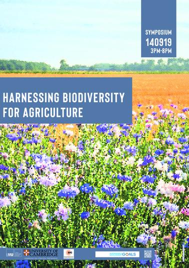 poster biodiversity blanko